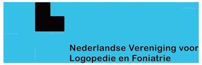 logo Nederlandse Vereniging voor Logopedie en Foniatrie